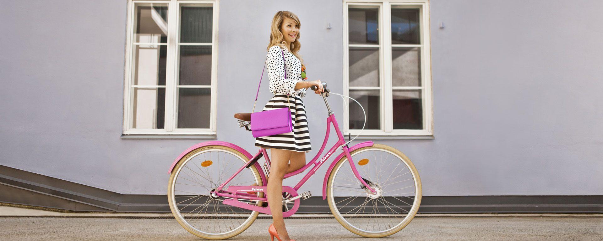 Helkama cykel