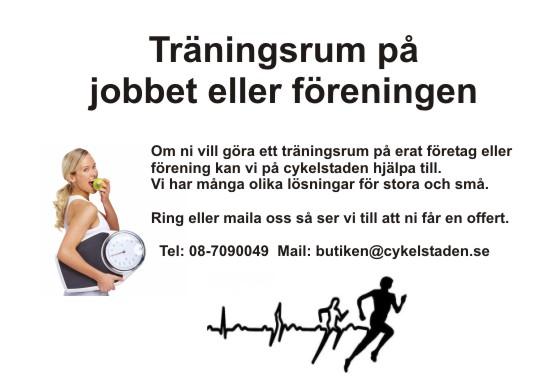 Friskvård företagsträning