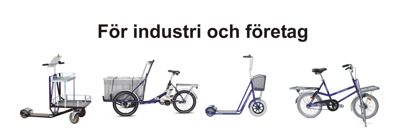Transport Industricyklar