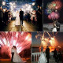 Fyrverkeri Event Bröllop