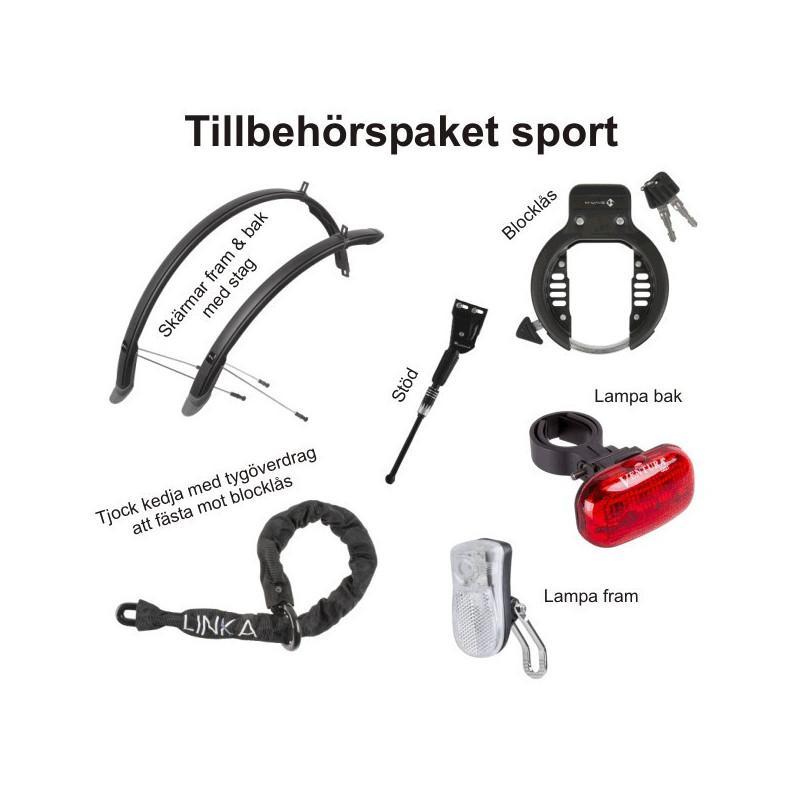 Tillbehörspaket sport