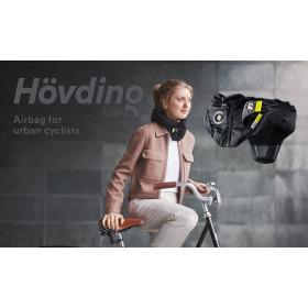 Cykelhjälm airbag Hövding 3,0