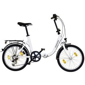 Riddarholmen comfort Hopfällbar cykel 20 tum