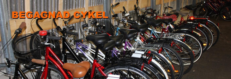 Begagnad cykel