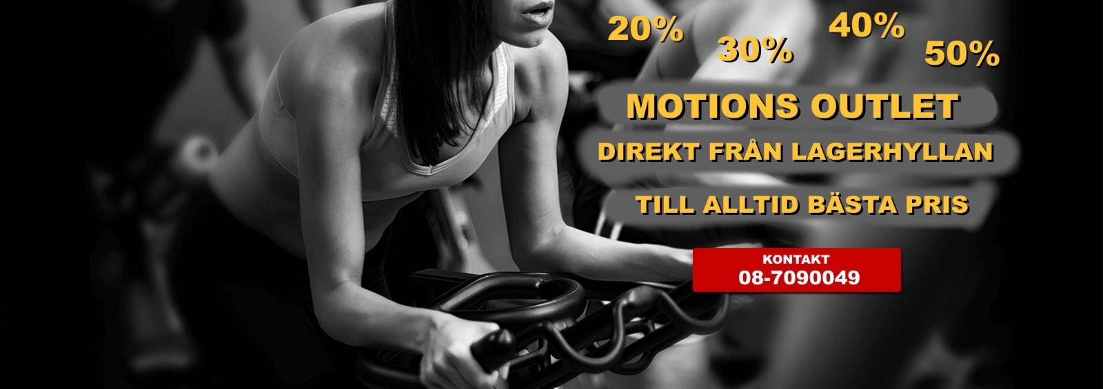 Motionscykel