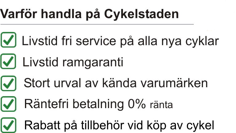 cykelerbjudande